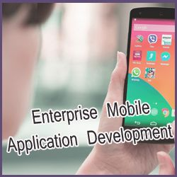 Enterprise Mobile Application Development AZ Arizona