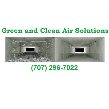 Green and Clean Air Solutions Novato California