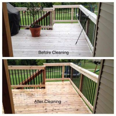 BrightLine Fence and Deck Staining Grimes Iowa