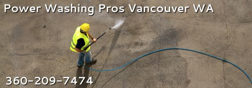 Power Washing Pros Vancouver
