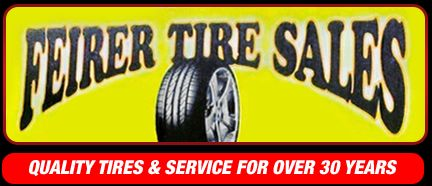Feirer Tire Sale Millston Wisconsin