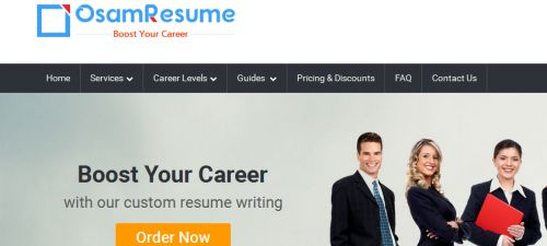 Osamresume San Diego California