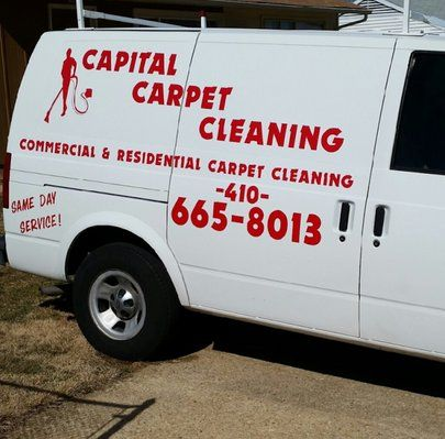 Capital Carpet Cleaning Baltimore Maryland