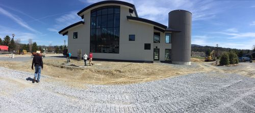 The newly-built Alchemist Brewery in Stowe, Vt. / Photo provided