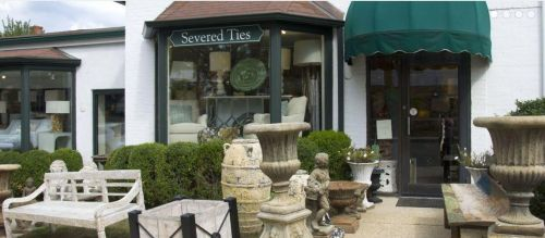 Severed Ties Antiques New Canaan Connecticut