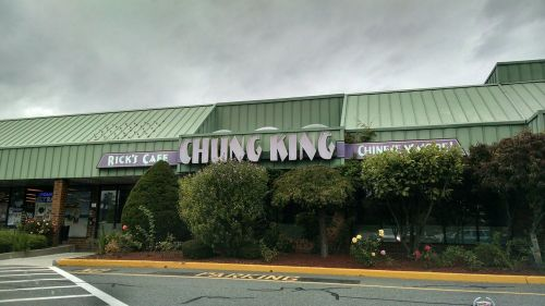 Chung King Rick's Cafe Billerica Massachusetts