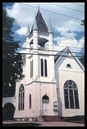 """""""Breakfast on Us"""" at First Congregational Church Morrisville Vermont"""