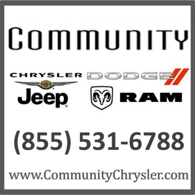 Community Chrysler Dodge Jeep RAM Martinsville Indiana