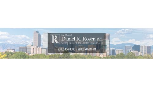 Law Offices Of Daniel R. Rosen Denver Colorado