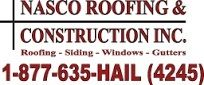 NASCO ROOFING CONSTRUCTION INC. Youngstown Ohio