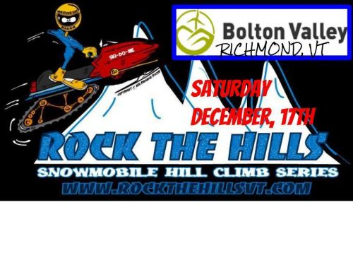 Rock The Hills Presents Bolton Valley Race #2 Bolton Valley Vermont