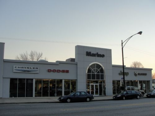 Marino Chrysler Jeep Dodge chicago Illinois