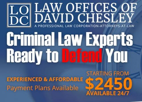 Law Offices of David S. Chesley, Inc. Los Angeles California