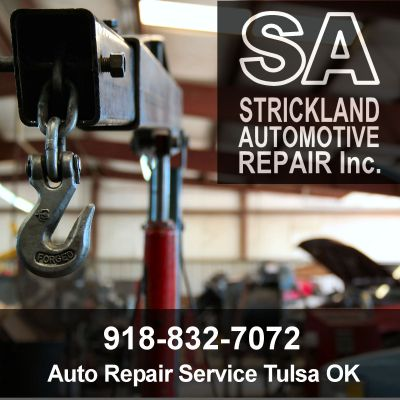 Strickland Automotive Inc. Tulsa Oklahoma