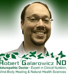 Robert Galarowicz ND - Naturopathic Doctor, Clinical Nutritionist, Hypnosis & Biofeedback Counselor Ramsey New Jersey