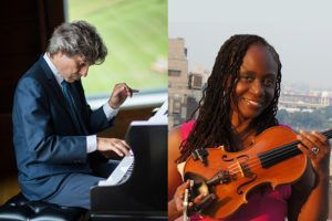 The Matisse Jazz Project with Christopher Bakriges & Gwen Laster Stowe Vermont