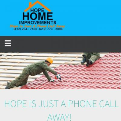 Hope Roofing And Gutters Coraopolis Pennsylvania