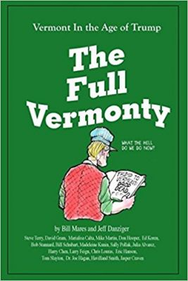 'The Full Vermonty' Throws the Book at Trump Montpelier Vermont