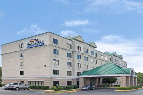 Baymont Inn And Suites Jackson MS Hotel Jackson Mississippi