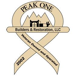 Peak One Builders & Restoration, LLC Scottsdale Arizona