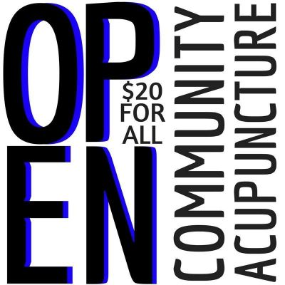 Open Community Acupuncture Waterbury Vermont