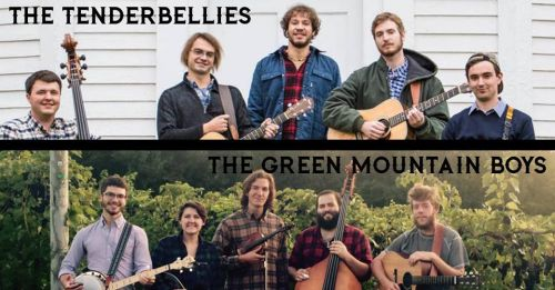 The Tenderbellies & The Green Mountain Boys Stowe Vermont
