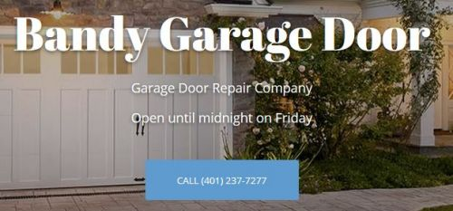 Bandy Garage Door West Warwick Vermont