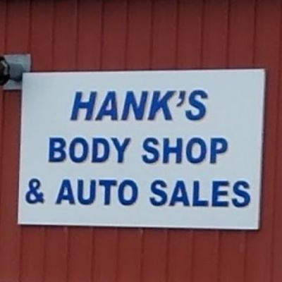 Hank's Body Shop, Auto Sales and Mechanical Sault Ste. Marie Michigan