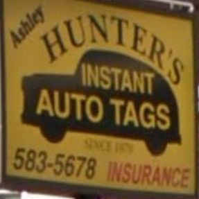 Ashley Hunter's Tags & Insurance Folsom Pennsylvania