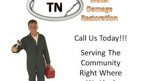Nashville Water Damage Restoration and Mold Remediation Antioch Tennessee