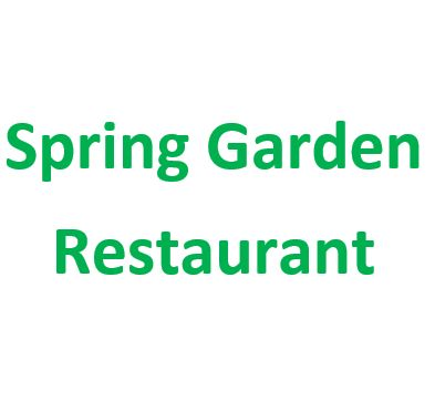 Spring Garden Chinese Restaurant woodland California