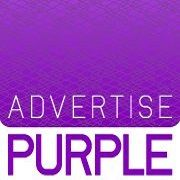 Advertise Purple Santa Monica California