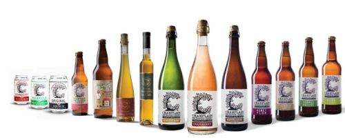 Champlain Orchards Cider Tasting Stowe Vermont