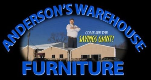 Anderson's Warehouse Furniture Pittsburg Illinois