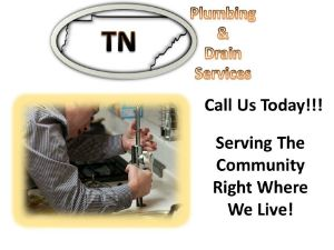 Chattanooga Plumbing and Drain Services Chattanooga Tennessee