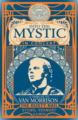 Into The Mystic: A Tribute to Van Morrison with Creamery Station Stowe Vermont