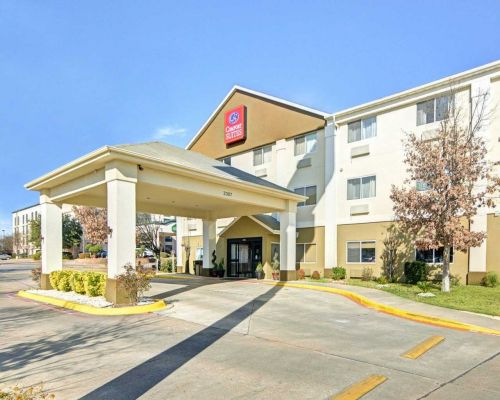 Comfort Suites Longview North Longview Texas