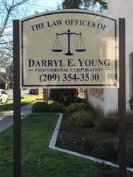 Darryl E Young Law Offices Merced California