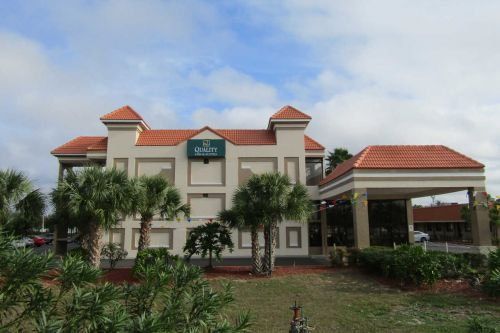 Quality Inn & Suites Kissimmee by The Lake Kissimmee Florida