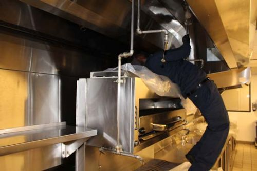 Grease Trap And Hood New York New York