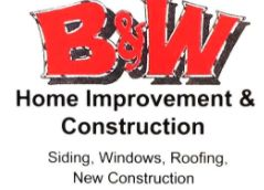 B & W Home Improvement and Construction Moline Illinois