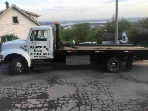 Get Hooked Towing LLC Duluth Minnesota