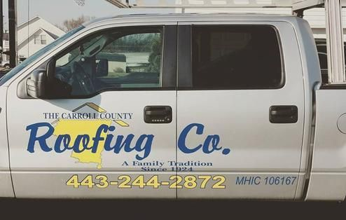 The Carroll County Roofing Company LLC Westminster Maryland