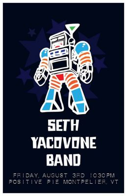 Seth Yacovone Band Montpelier Vermont