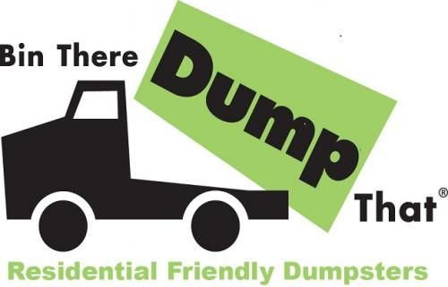 Bin There Dump That Central Maryland Dumpster Rentals frederick Maryland