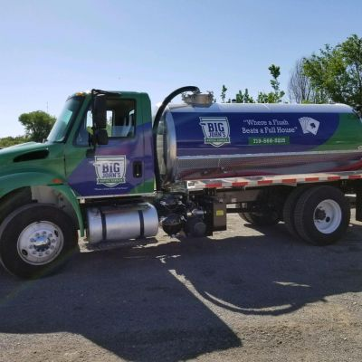 Big John's Septic Service Pueblo Colorado