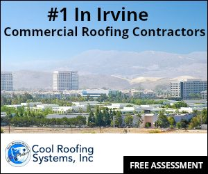Cool Roofing Systems Irvine California