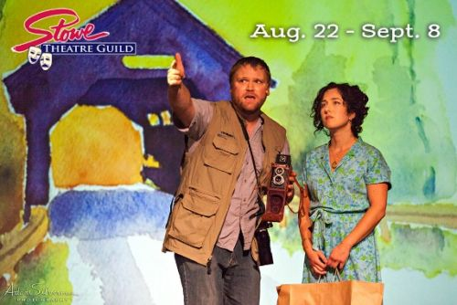 Tickets for The Bridges of Madison County. Aug. 22-Sept. 8