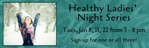 Healthy Ladies Night Series Waterbury Vermont