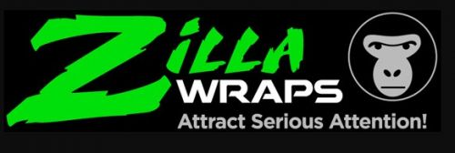 Zilla Wraps Fort Worth Texas